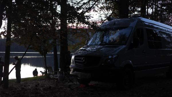 Northern Californis Sprinter Campout
