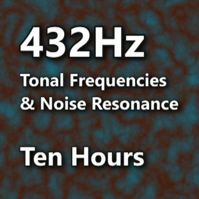 432hz Tones and Noise