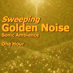 Sweeping Golden Noise One Hour