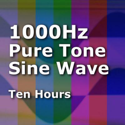 Pure Sine Wave 1000Hz