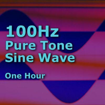 Pure Sine Wave 100Hz