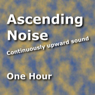 Ascending Noise Shepard Tone