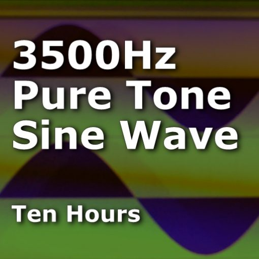 Sine Wave 3.5kHz