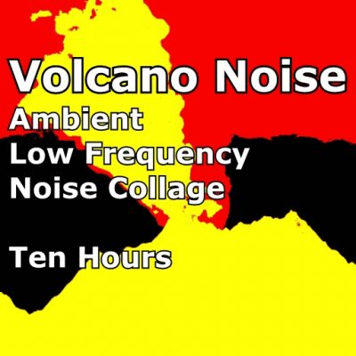 Volcano Rumbling Sound Collage